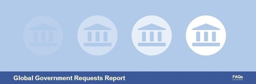 Facebook е получила 25 000 правителствени заявки за данни на потребители през Н1 2013