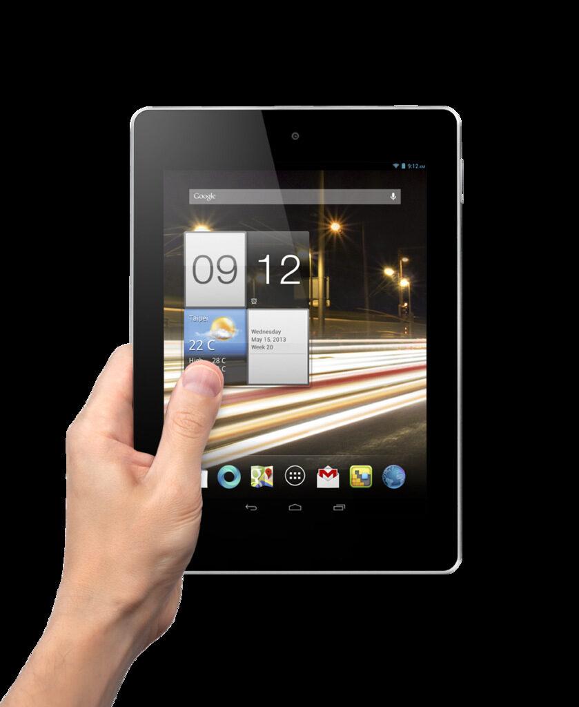 Acer: таблетът Iconia A1 - с рекордни стартови продажби в България