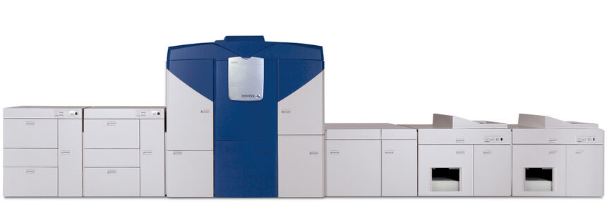 Xerox обяви печатната платформа iGen4 Diamond Edition