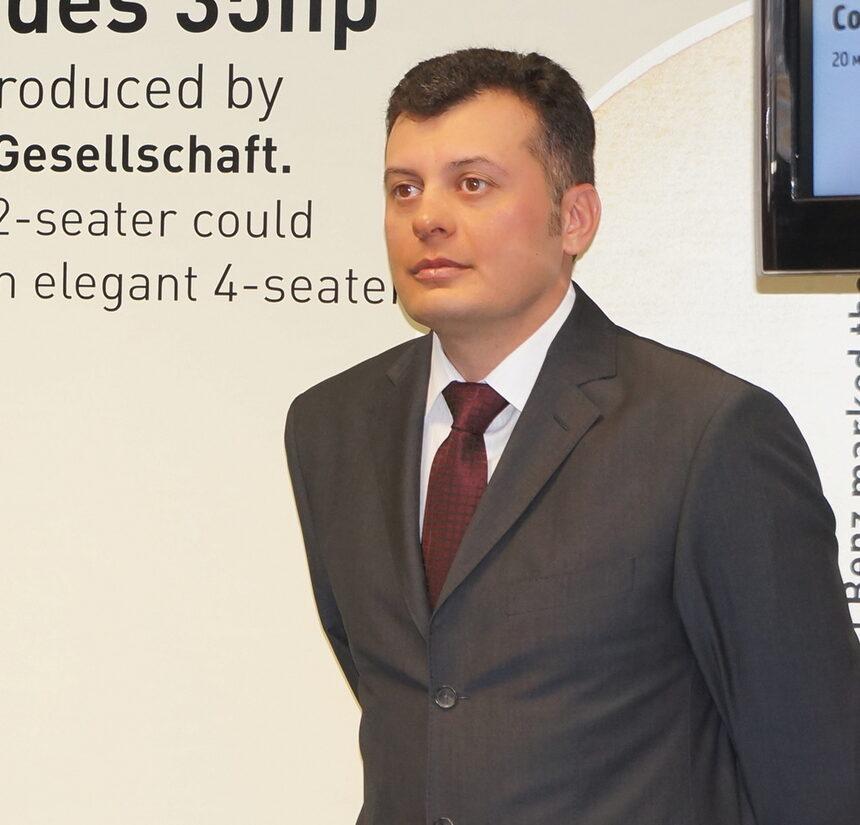 Преслав Павлов, HP: Клиентски център - Германия дава много широки кариерни възможности