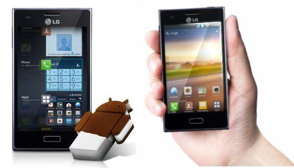 Германос стартира игра с награда LG Optimus L5