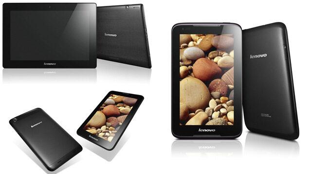 Три нови Android таблета обяви Lenovo