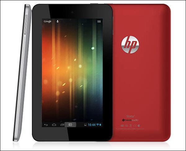 MWC 2013: HP обяви таблета Slate 7 на цена $169