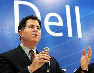 Чистата печалба на Dell се е свила с една трета