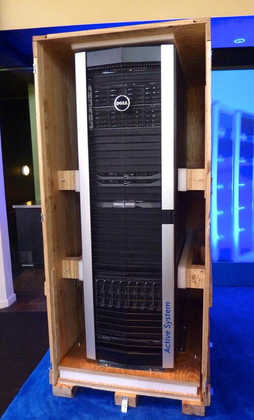 Dell атакува конвергентната инфраструктура с новата Active Systems