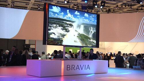 IFA: Дебют на 4K телевизор на Sony с 84-инчов екран и супервисока резолюция