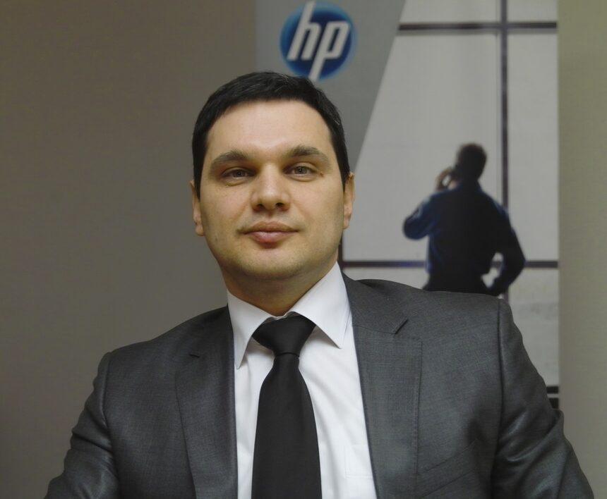 Борис Накев оглави софтуерния бизнес на HP в Югоизточна Европа