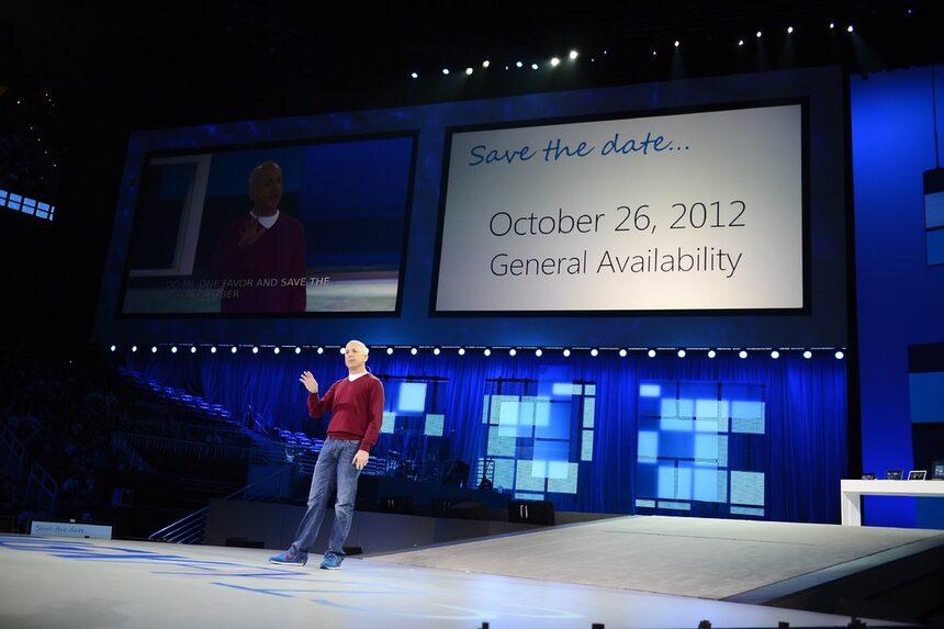 Windows 8 ще излезе на 26 октомври