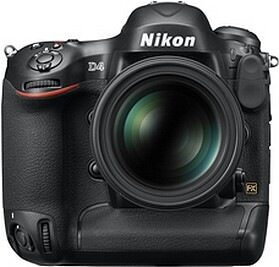 Излезе новият топ DSLR на Nikon – D4