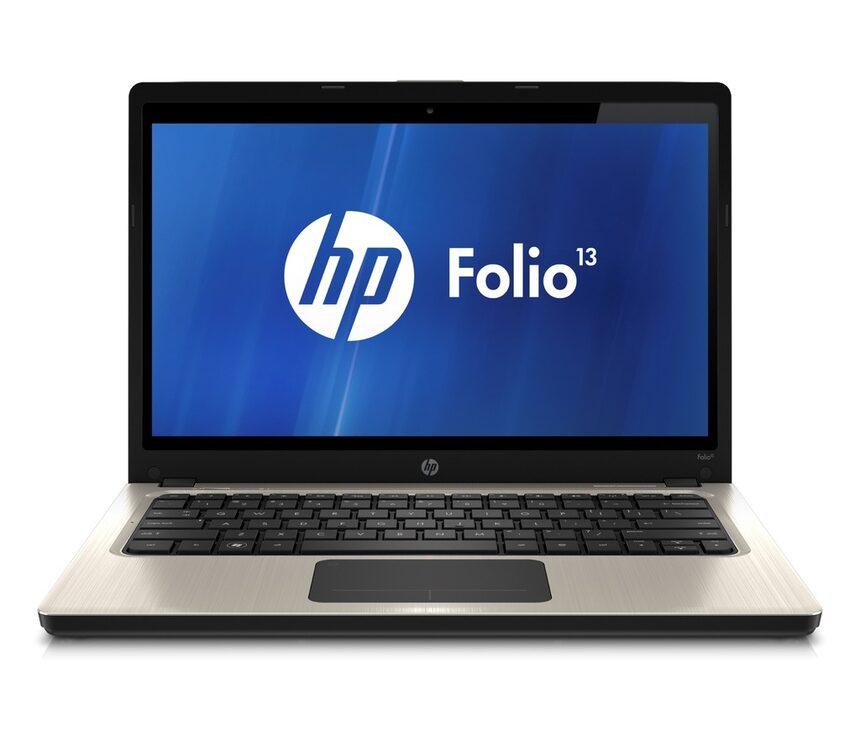 HP Folio 13 – ултрабук с 1,49 кг тегло и 9,5 часа живот на батерията