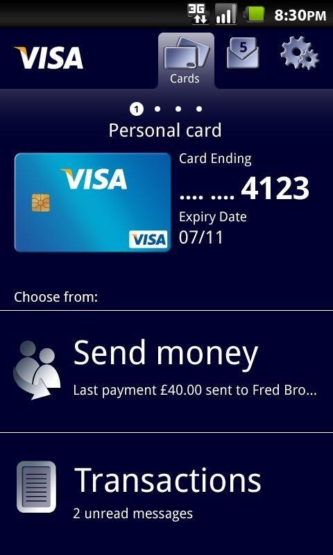 Visa Европа пуска приложение за мобилни транзакции и услугата Visa Alerts