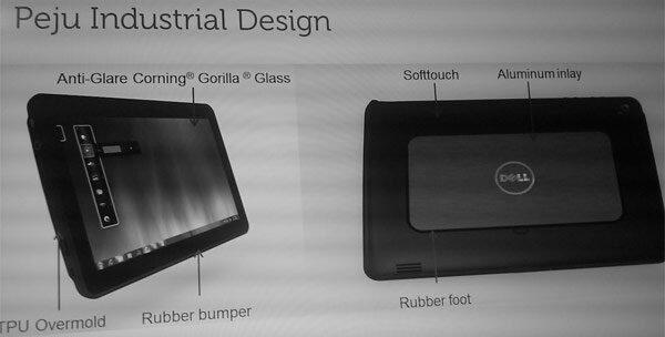 Таблетът Dell Peju идва с Windows 8 и чип Intel Core i5