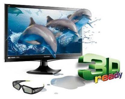 Computex 2011: Излезе 24-инчовият 3D монитор ViewSonic V3D245wm-LED