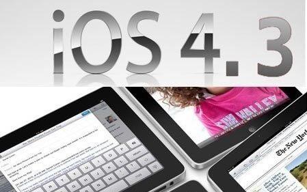 Подробен поглед върху iOS 4.3