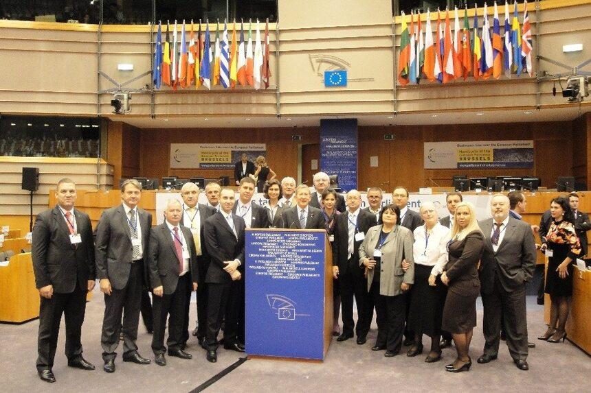 90% от депутатите в ЕПП с вот за единна платформа за е-подпис в ЕС и European Private Company