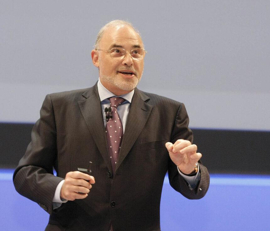 HP взе за президент и CEO бившият CEO на SAP Лео Апотекър