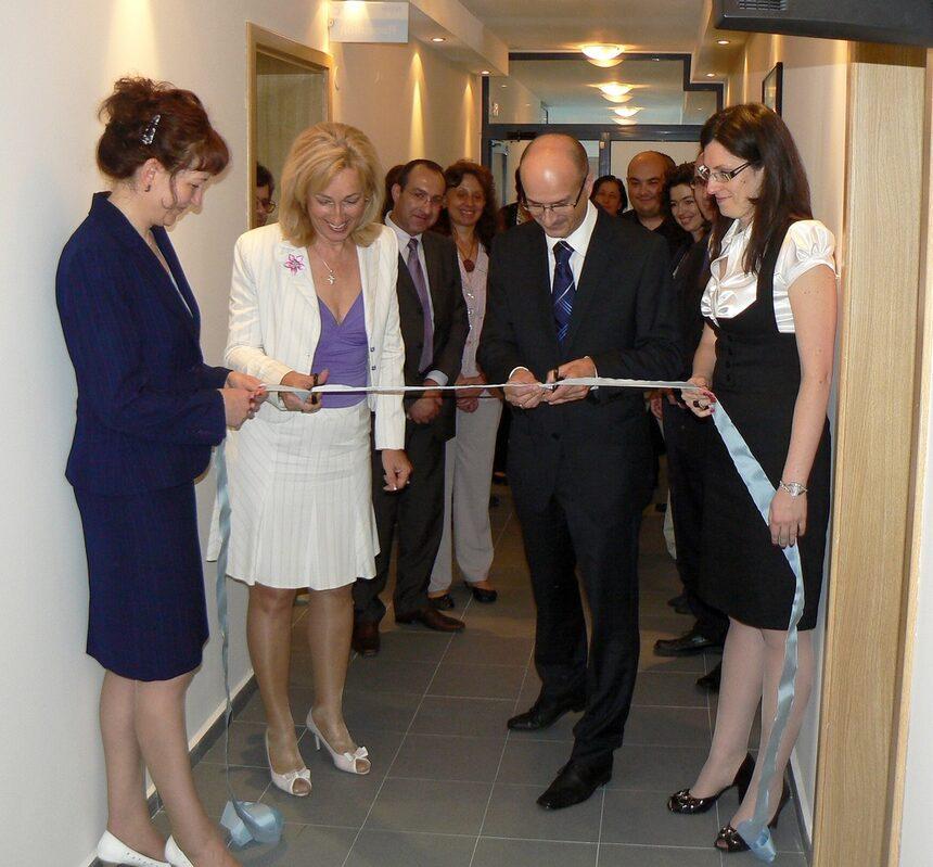 В офиса на NDB отвори врати облачният IBM Technical Exploration Center
