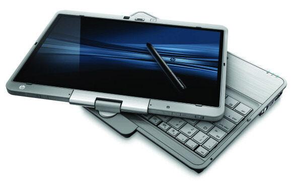 """НР представи ноутбук-таблета EliteBook 2740p с поддръжка на """"multi-touch"""""""