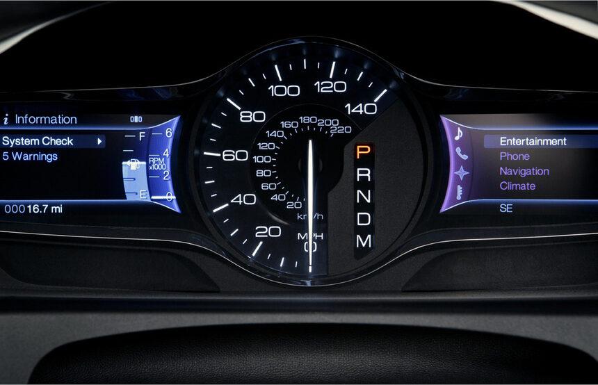 Ford адаптира Sync за новия шофьорски интерфейс myFord Touch