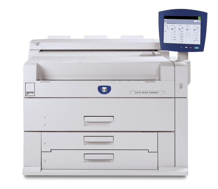 Xerox предложи компактен широкоформатен принтер