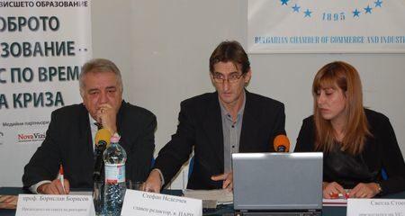 Повечето специалисти в топ 50 на българските софтуерни компании са от СУ и ТУ - София
