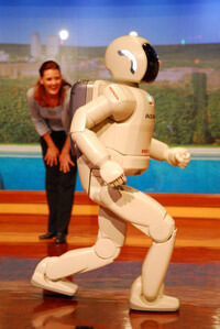 Само роботи на следващата Олимпиада в Китай