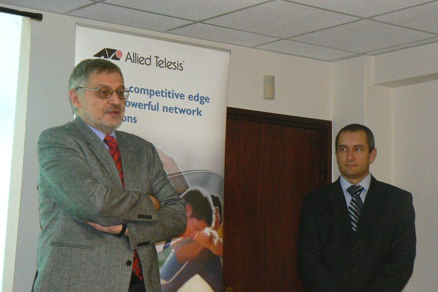 Allied Telesis се фокусира върху IP базираното видеонаблюдение