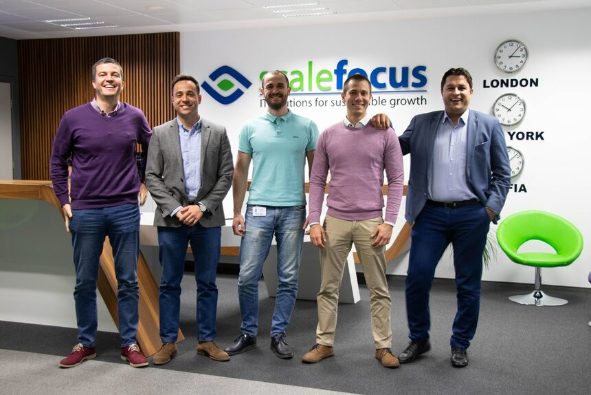 ScaleFocus придоби и стартъпа Centroida, фокусиран в блокчейн и изкуствен интелект
