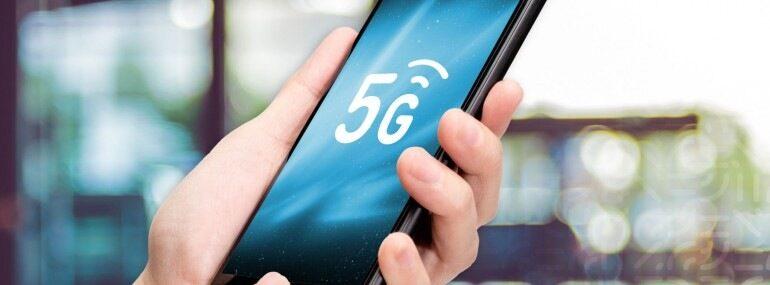Пускането на 5G мрежи стимулира и появата на 5G телефони