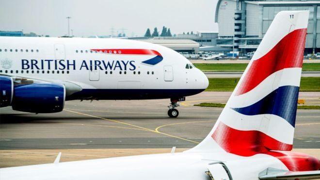 British Airways отмени над 100 полета заради компютърен срив