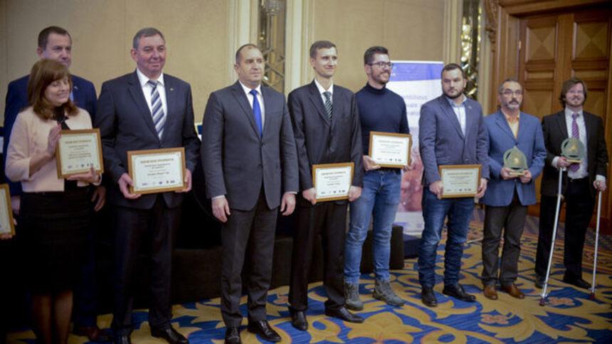 """Среща с победители и финалисти в Конкурс """"Иновативно предприятие на годината"""""""