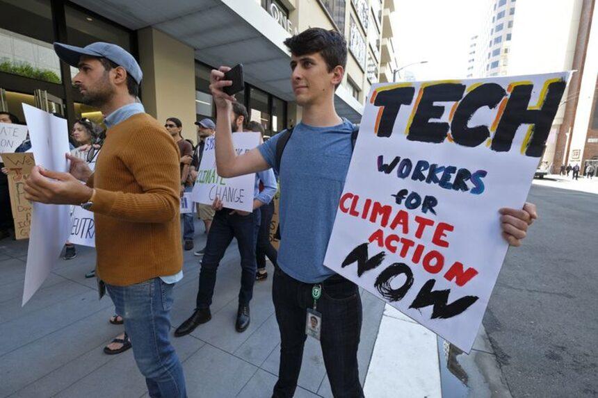 Служители на Google с нова еко-петиция до ръководството на компанията