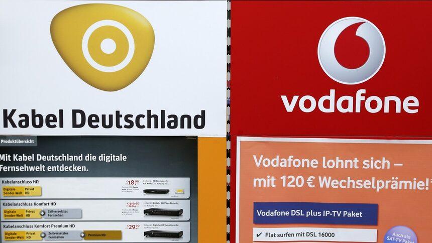 Сделката позволява на Vodafone да се конкурира по-ефективно с германската Deutsche Telekom на вътрешния пазар в страната