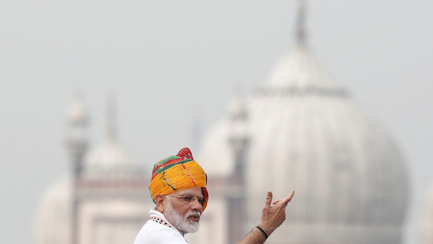 Индийският премиер Нарендра Моди отне автономията на Кашмир