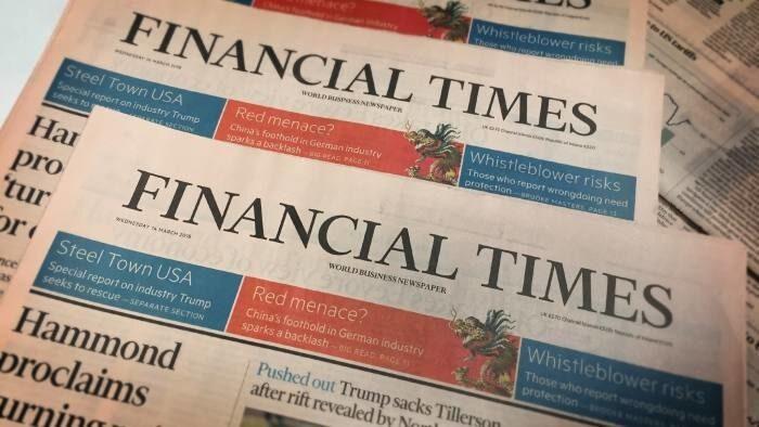 Financial Times разширява екипа си в София