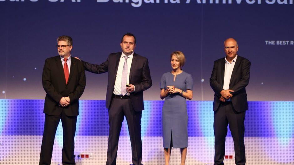 SAP Now: Иновациите днес означават преживявания, не просто продукти